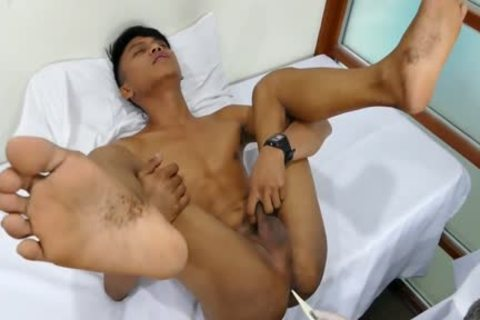 Daddy Mike bangs asian lad Mikal